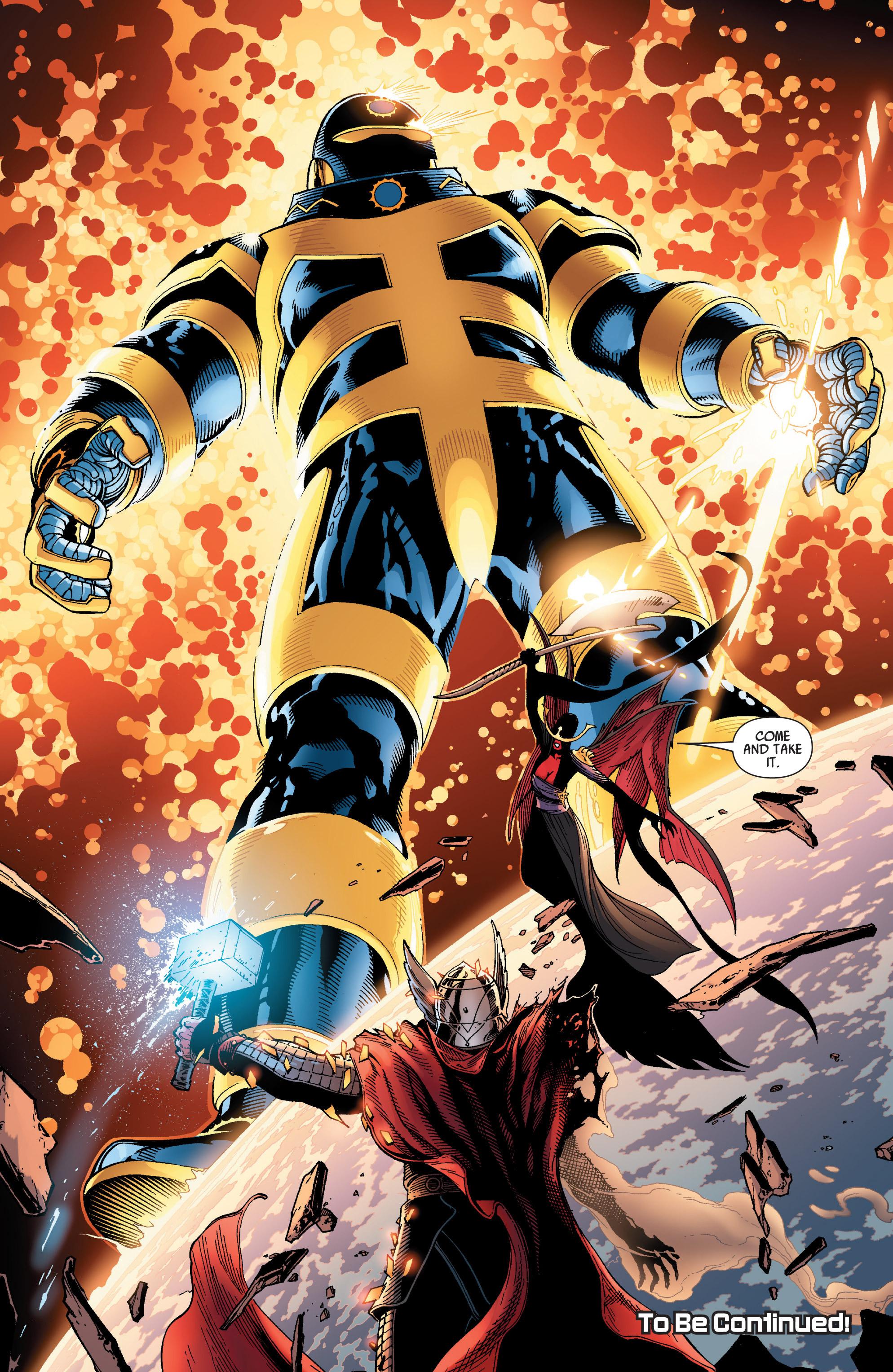 Read online Uncanny Avengers (2012) comic -  Issue #16 - 23