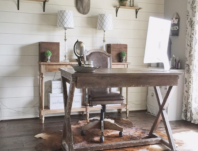 best rustic chic office furniture sets design decorating lighting ideas