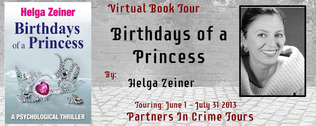 Helga Zeiner Tour - Partners in Crime