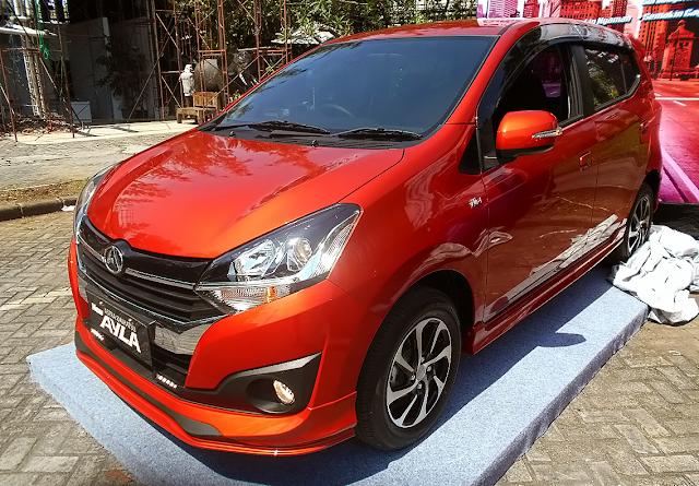 Penjualan Daihatsu 2017