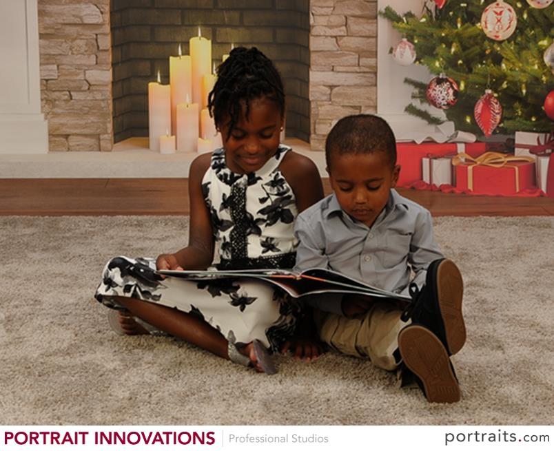 Affordable Holiday Photos with Portrait Innovations