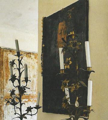 Art et Décoration April 2011 as seen on linenandlavender.net