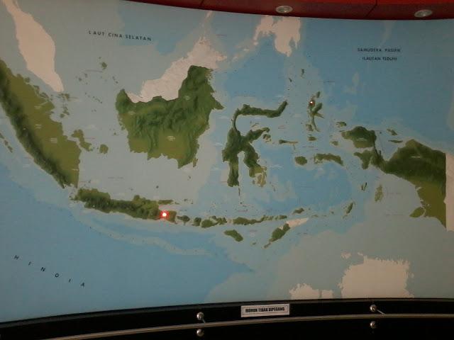 museum gunung merapi yogyakarta