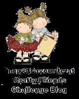 http://craftyfriendschallengeblog.blogspot.com.au/
