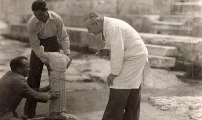 Πως έκρυψαν τα αρχαία παραμονές Κατοχής στο Εθνικό Αρχαιολογικό Μουσείο;