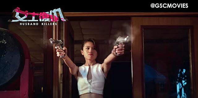Sinopsis Film Hong Kong Husband Killers (2017)