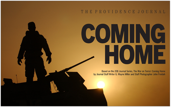 "Bird On The Wire: Iraq War Veterans ""Coming Home"" A"