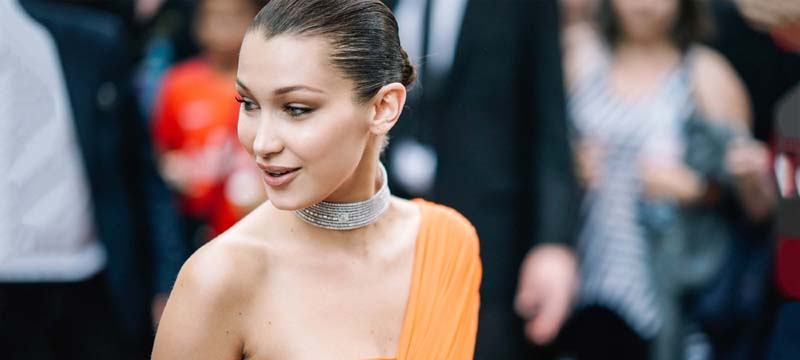 Bella Hadid Shuts off Body Shamers Ahead of The Victoria's Secret Show