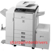 Sharp MX-4100N Printer Driver Download