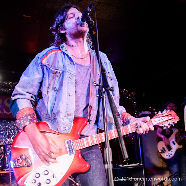 Matt Mays at The Horseshoe Tavern for The Toronto Urban Roots Festival TURF Club Series September 15, 2016 Photo by John at One In Ten Words oneintenwords.com toronto indie alternative live music blog concert photography pictures