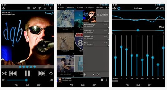 Rocket Music Player Premium Apk