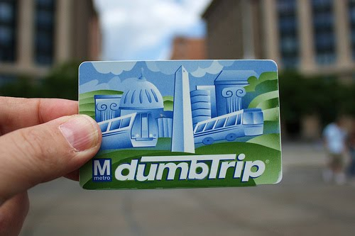 Unsuck DC Metro: Problems Adding to SmarTrip Online?
