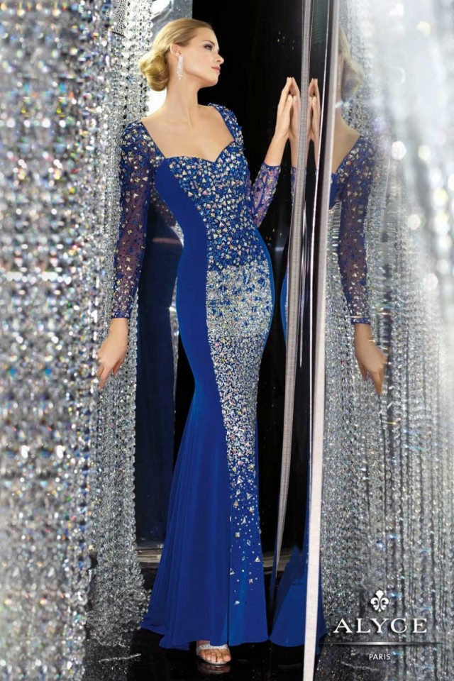 Fabulosos vestidos de moda | Colección Maxi