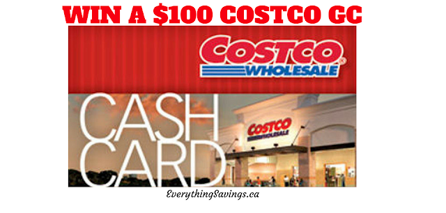 Win a Costco Gift Card