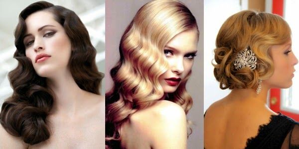 Finger Wave Hairstyles The Haircut Web