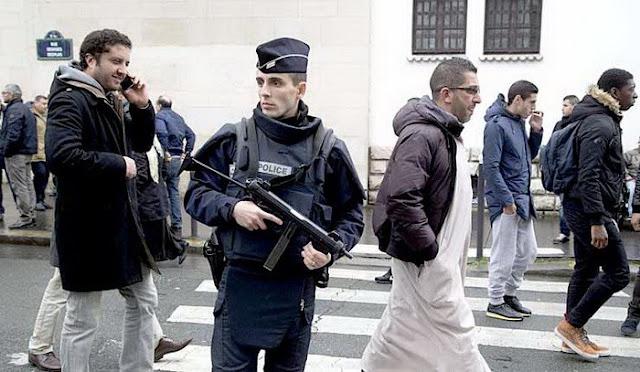 Το Ισλάμ και και οι αδίστακτοι μακελάρηδες στις ευρωπαϊκές μητροπόλεις