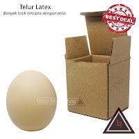 Jual alat sulap telur latex Latex Egg