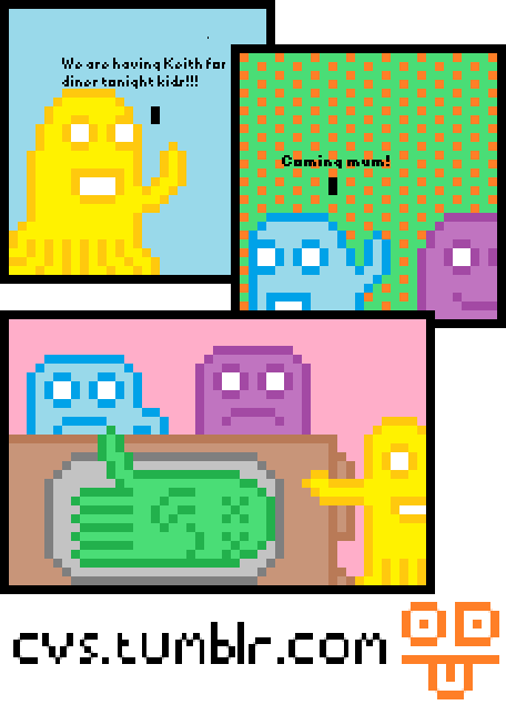 cvs  my pixel octopuns