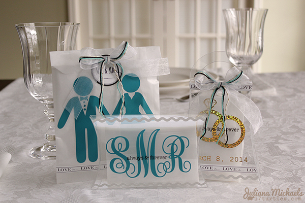 Wedding Favors by Juliana Michaels featuring SRM Stickers Adhesive Vinyl