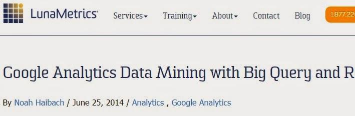 Lunametrics R stats Digital Analytics