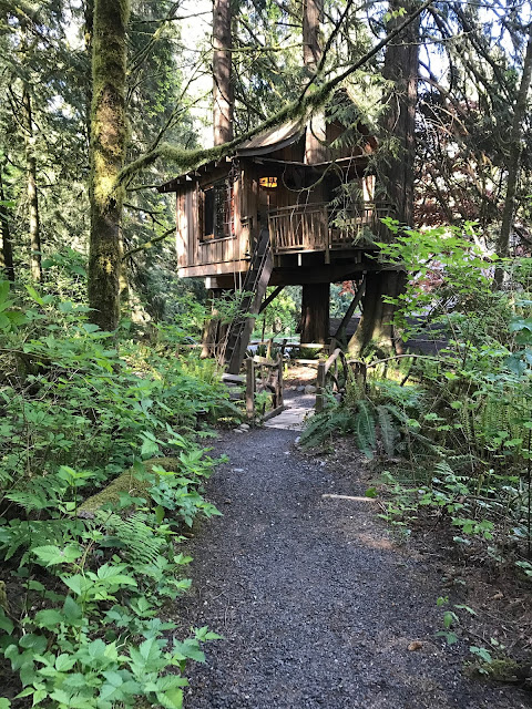 TreeHouse Point, Upper Pond, Issaquah, Washington