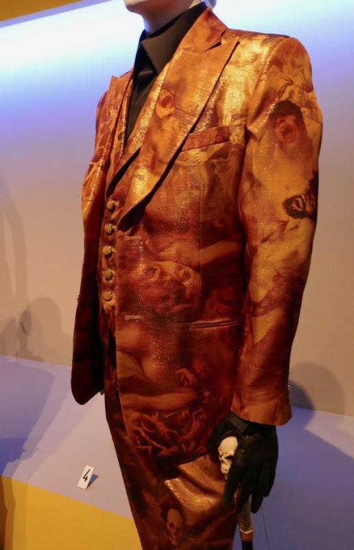 Alice Cooper Jesus Christ Superstar Live King Herod suit