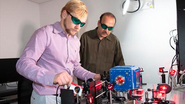 Crean un dispositivo que hace levitar las partículas de armas nucleares ocultas