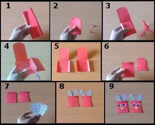 Tutorial Amplop Lucu dan Unik dari Kertas Origami