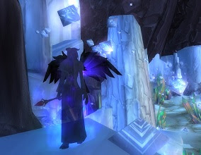Wildlight with Archangel wings!