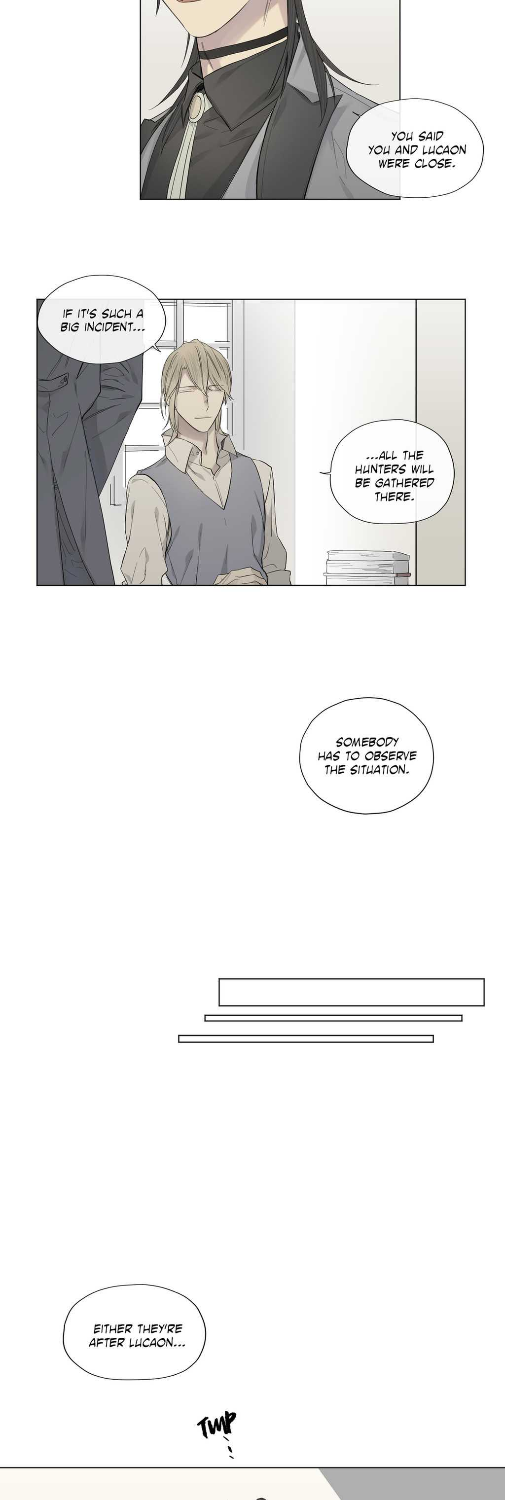 Royal Servant - Chapter 19