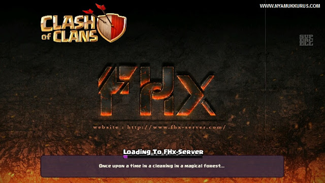 Download FHx Clash of Clans Mod Apk Private Server 2018