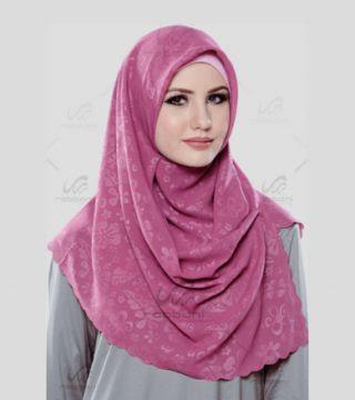 Model Jilbab Rabbani Segi Empat