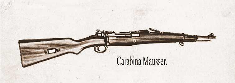 El Máuser: el fusil de la revolución mexicana   Batallas en el Desierto