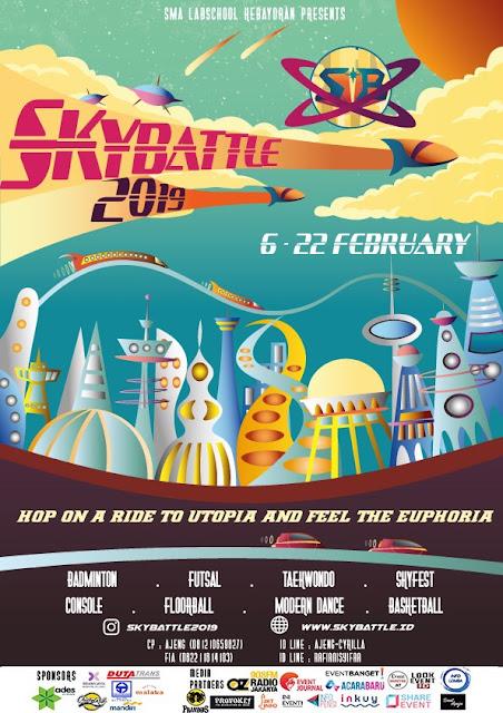 SMA Labschool Kebayoran - SKY BATTLE 2019
