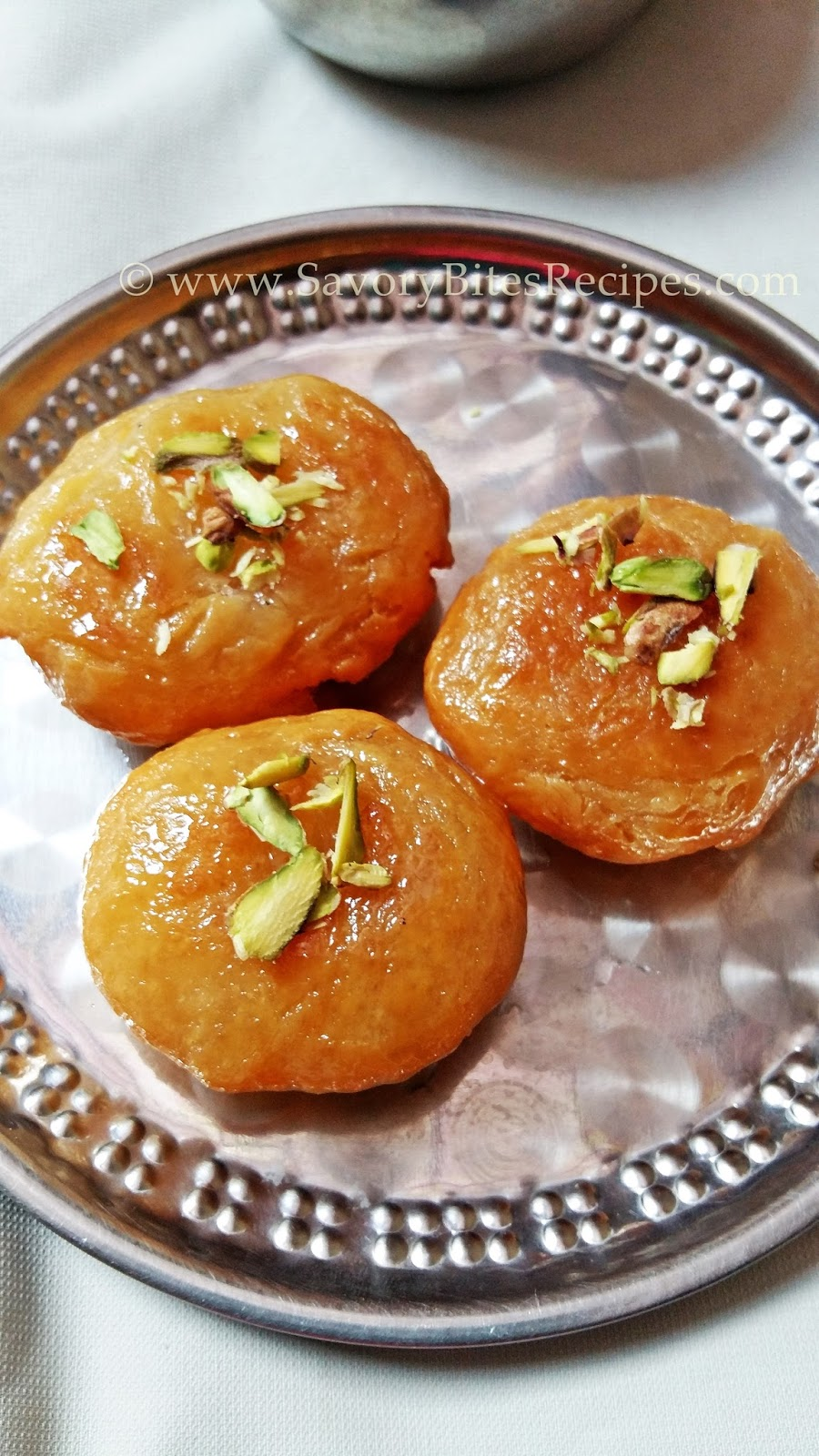 Goan Bhakkam Peda Badusha Badushahi Festive Sweet