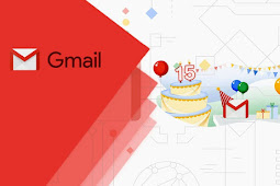 Wow Gmail Luncurkan Fitur Baru di Ulang Tahunnya yang Ke 15