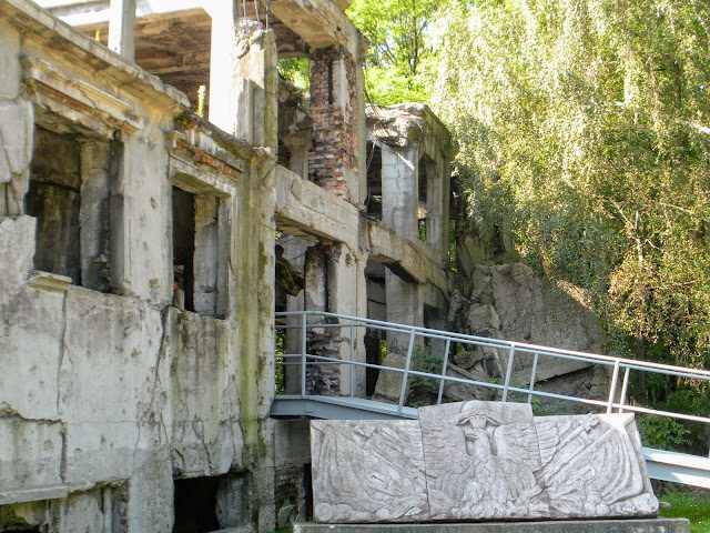 Things to do in Gdansk Poland: Explore the WWII ruins on Westerplatte