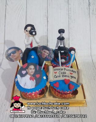 Cupcake Ulang Tahun Fotografer