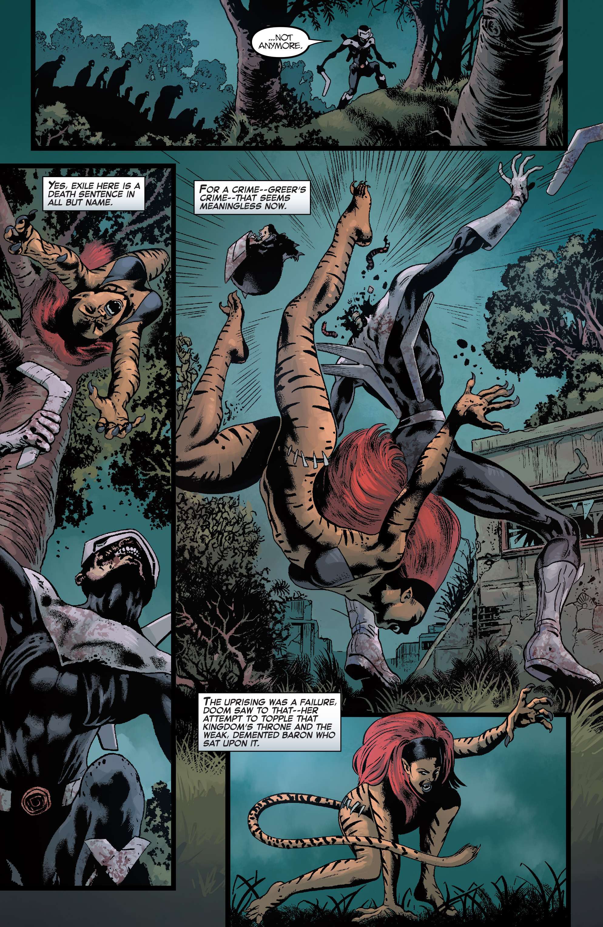 Read online Age of Ultron Vs. Marvel Zombies comic -  Issue #1 - 5