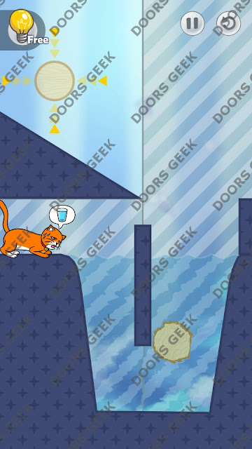 Hello Cats Level 10 Solution, Cheats, Walkthrough 3 Stars for Android and iOS