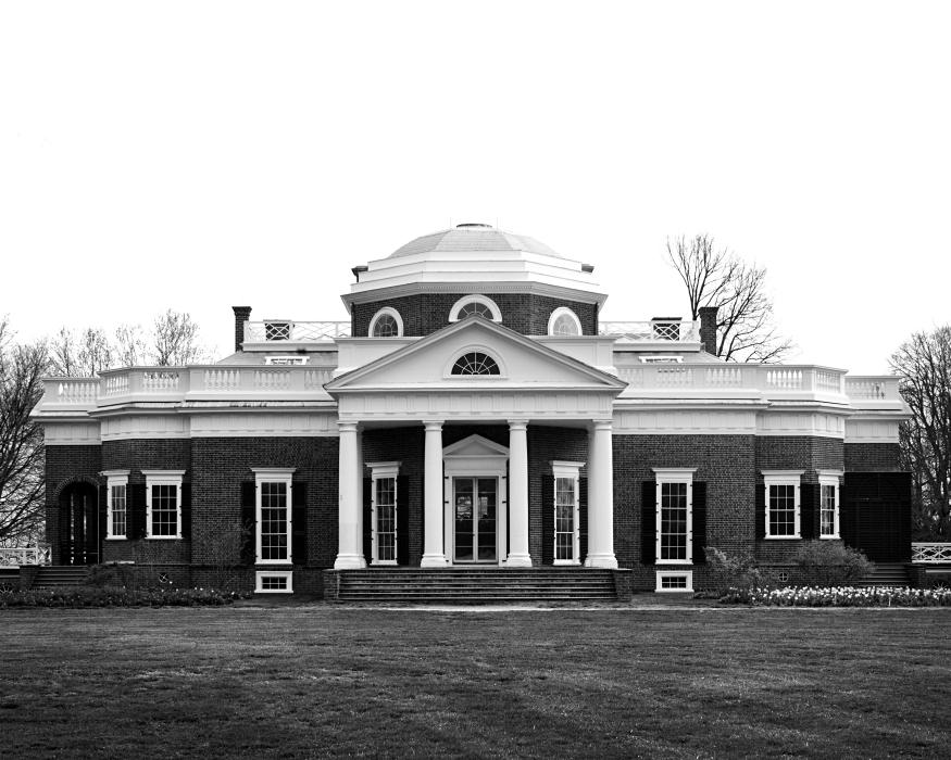 Groovy Monticello Thomas Jeffersons Home Al Com Home Interior And Landscaping Synyenasavecom