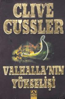 Clive Cussler - Valhallanın Yükselişi