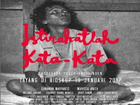 Download film Istirahatlah kata-kata (2017)