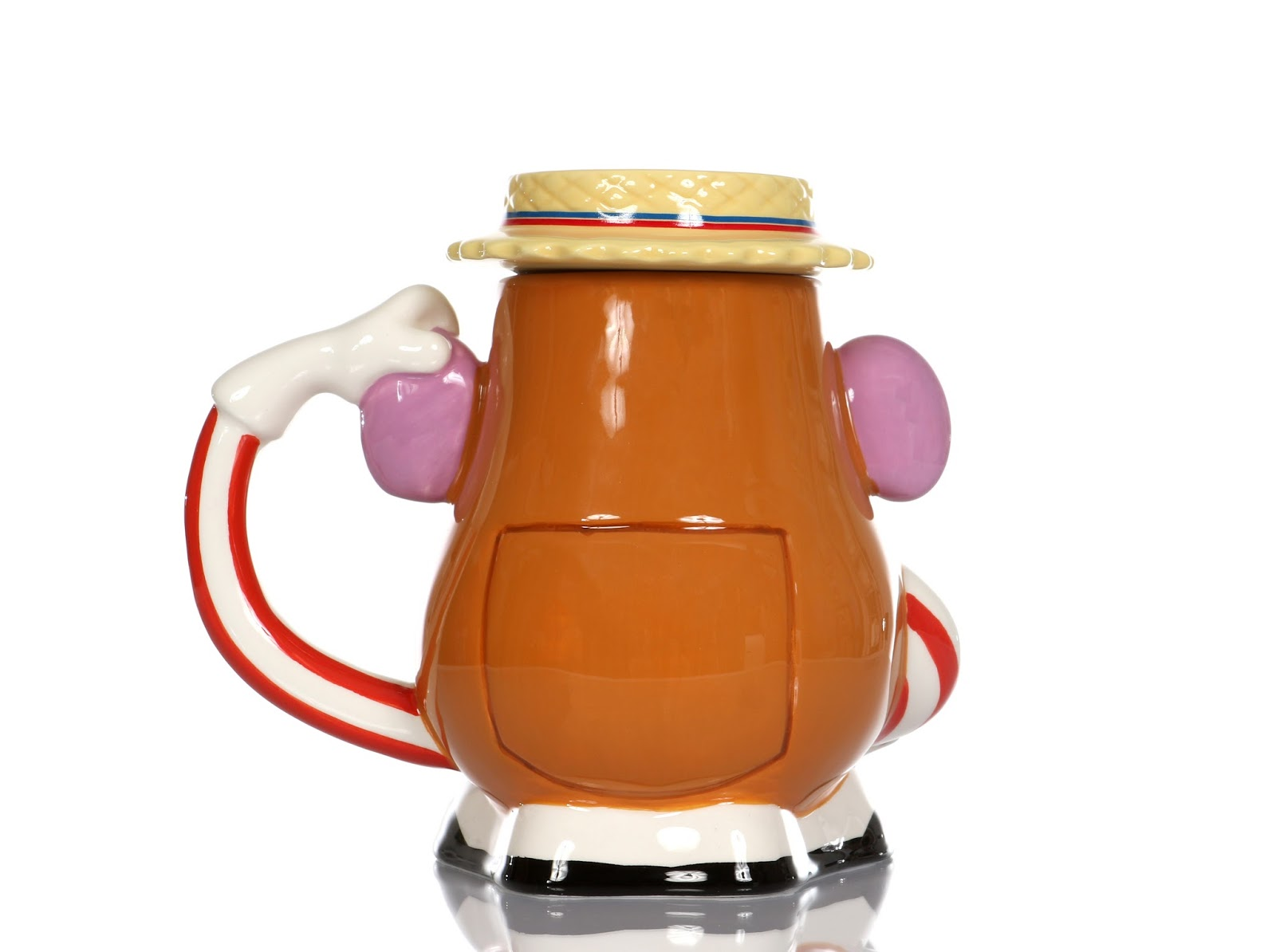 toy story midway mania mr. potato head mug