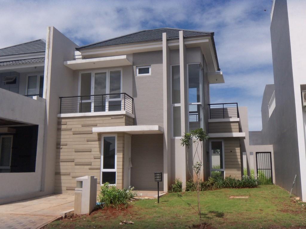 30 Rumah Minimalis Modern Model Terbaru Yang Terkesan Mewah