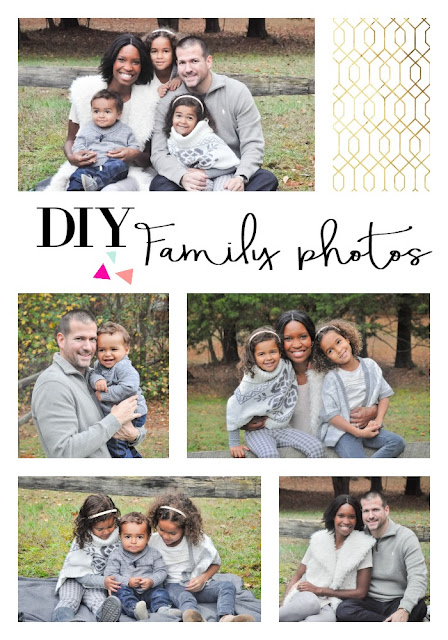 DIY Family photos