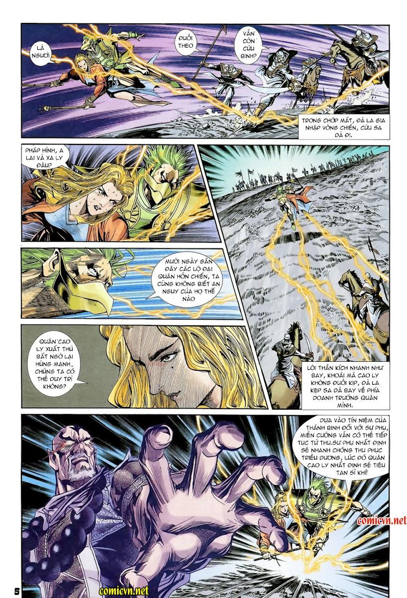 Đại Đường Uy Long chapter 92 trang 5