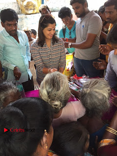 Tamil Actress Varalaxmi Sarathkumar Birthday Celetion Stills  0017.jpg