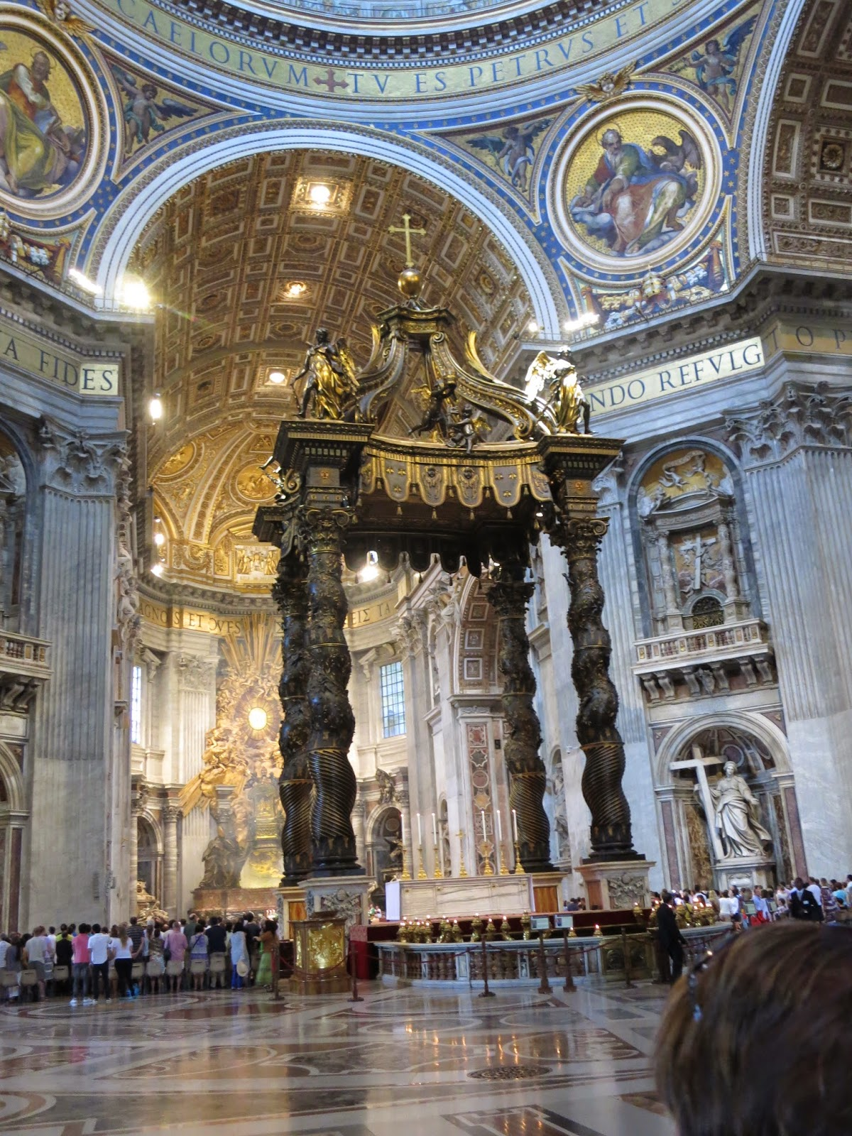 Rome And Vatican City, Encounters With