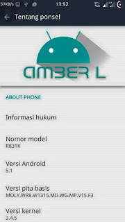 Custom Rom AMBEL L for Oppo Neo 3